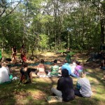 Jataka Fables and Community Theater Techniques
